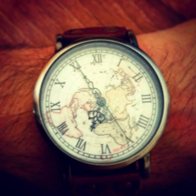 My new watch.